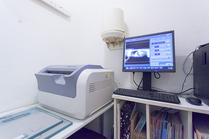 Radiología digital Clínica Elche